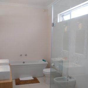 Luxury bath and shower