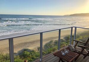Sea Sand Room - Ocean View over Wilderness Beach