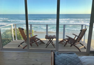 Sea Sand Room - Ocean Views from private Deck