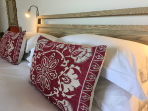 Shell Room Linen
